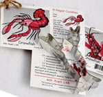 Ann Clark Crawfish Cookie Cutter