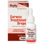 Rugby Earwax Treatment Drops *Compare To Debrox* 15Ml
