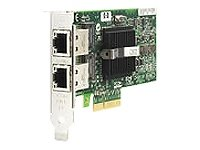 HP 412648-B21 NC360T PCI-Express DP GigaBit Adapter