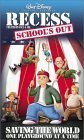 Recess - Schools Out: Saving the World One Playground at a time. [VHS]