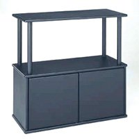 Aquatic Fundamentals 10/20 Gallon Aquarium Stand with Storage