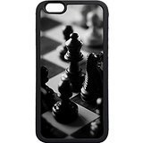 Black & White Chess Board Design iPhone 6S Case