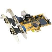 Exsys EX-44094 Controller PCI-Express 4 x Seriell