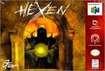 Hexen Nintendo 64 N64 Game Shooter Mature