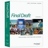 Final Draft ( V. 7.0 ) - Complete Package (N66903) Category: Office Productivity Software