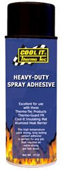 Thermo-Tec 12005 Spray-On Adhesive - 16.75 oz.