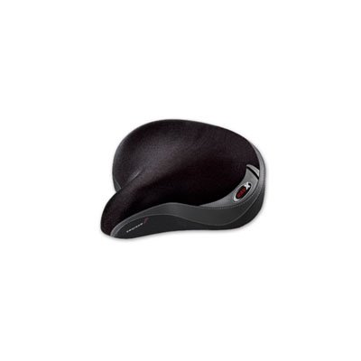 Ravx Cruiser X Bicycle Saddle - Black - SC09L8