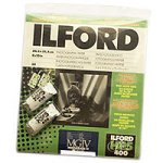 Ilford MGD.1 B&W Paper Pearl 25 sheet Value Pack with 2 rolls HP5 Film