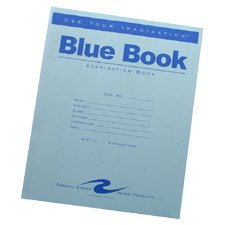 Roaring Spring Examination Blue Book - Buy Roaring Spring Examination Blue Book - Purchase Roaring Spring Examination Blue Book (Roaring Spring, Office Products, Categories, Office & School Supplies, Education & Crafts)