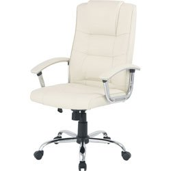 Berlin Leather Faced Office Chair