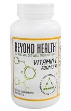 Vitamin E - 180 Softgels (Beyond Health Vitamin D compare prices)
