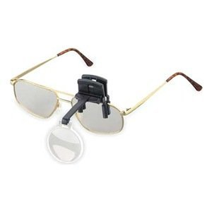 Monocular Clip-On Magnifier, 7X