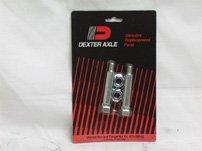 Dexter K7129000 Shackle Bolt and Flange Nut Kit