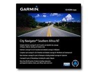 Garmin City Navigator - Mapas del sur de África en tarjeta SD y microSD (importado)