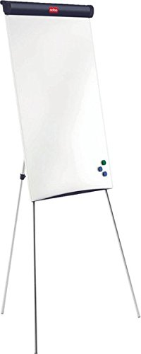nobo-barracuda-magnetic-flipchart-easel-with-full-width-pen-tray