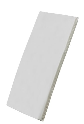 "Great Features Of Dream On Me 2"" Foam Cradle Mattress, White"