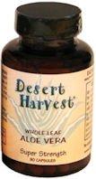 Desert Harvest Aloe Vera - 90 capsules