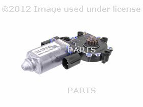 For BMW E65 E66 7-Series Front or Rear Driver Left Power Window Motor Genuine