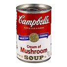 Campbells® Condensed Cream Of Mushroom Soup; 10 Oz., 16/Pk