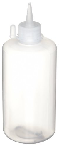 Azlon 524185-0250 250Ml, Ldpe Lab Dropper Bottle With Attached Cap (Case Of 10) front-13764