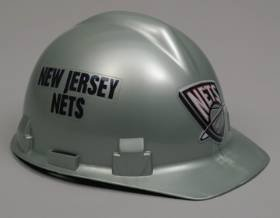 New Jersey Nets NBA Hard Hat by WinCraft