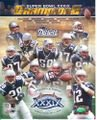 Boston New England Patriots - Super Bowl 39 Champions Composite - NHL Color 8x10 Photo at Amazon.com