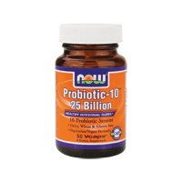 NOW Foods Probiotic-10 25 Billion
