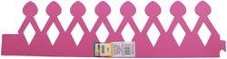 Darice Dress Up Wrap & Crown Pink 105047-JP; 6 Items/Order