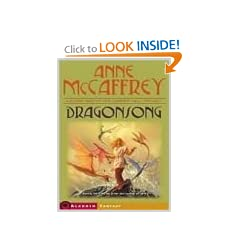Dragonsong (Harper Hall Trilogy, Book 1) by Anne McCaffrey