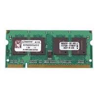 Kingston ValueRAM memory - 512 MB - SO DIMM 200-pin - DDR II ( KVR533D2S4/512 )