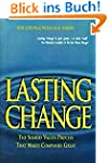Lasting Change: The Shared Values Pro...