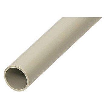 未来工業 硬質ビニル電線管(J管)全長2m ベージュ VE-16J2 30本価格 VE-16J2