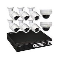 Q-See 16-Ch. 1080p IP Bullet Cameras