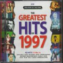 The Greatest Hits of 1997 Various Artists