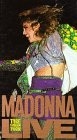 Video - Madonna Live-The Virgin Tour (1985) [VHS]