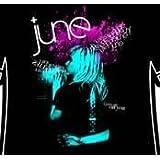 JUNE - Chicago - Black T-shirt