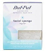Buf-Puf Facial Sponge, Regular 1 ea