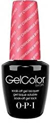 Opi Gelcolor Nail Polish My Chihuahua Bites 0.5 Ounce