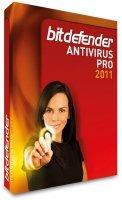 BITDEFENDER AntiVirus PRO 2011 1 User 2 Jahre Single Edition Retail (DE), PC