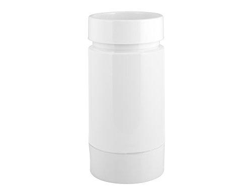 Giganplast Astor Portaombrelli, Plastica, Bianco