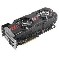 ASUS GTX680 DirectCU II TOP Edition 1201MHz 2 GB GDDR5 PCI Express 3.0 Graphics Cards GTX680-DC2T-2GD5 - Red/Black