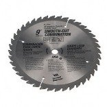 Vermont American 27255 9-Inch 40T Smooth Cut Carbide Circular Saw Blade