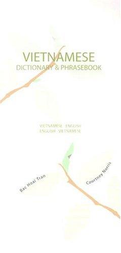 Vietnamese-English English-Vietnamese Dictionary &...