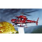 Heller 80485 Modellbausatz Hubschrauber der Feuerwehr