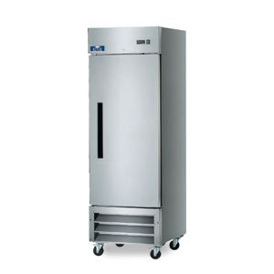 Arctic Air Ar23 23 Cu. Ft. One Section Reach In Refrigerator