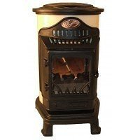 New Portable Provence Calor Gas Heater Fire