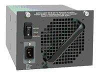 Cisco - Alimentation - branchement à chaud ( module enfichable ) - 1000 Watt