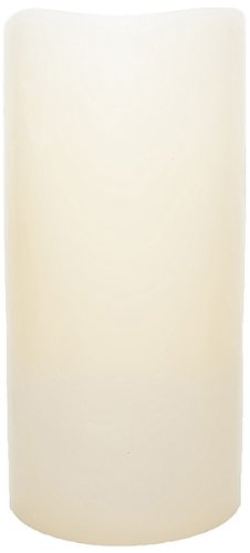 The Amazing Flameless Candle Flameless Candle, 6 By 18-Inch, Smooth Ivory