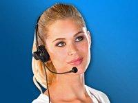 Profi-Telefon-Headset inklusive Connector-Box für Festnetz-Telefone