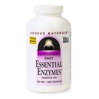 Source Naturals quotidiennes enzymes